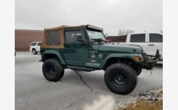 1999 Jeep Wrangler 4WD Sahara for sale 101327734