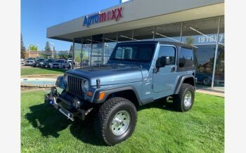 1999 Jeep Wrangler for sale 101501138