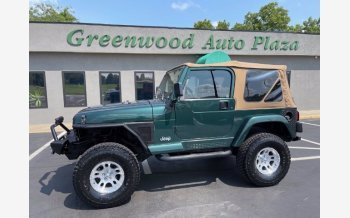 1999 Jeep Wrangler for sale 101569852