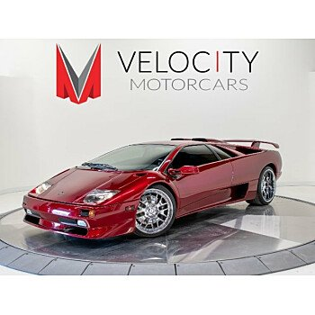 1999 Lamborghini Diablo SV Coupe for sale 101203229