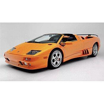 1999 Lamborghini Diablo VT Roadster for sale 101531283