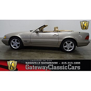 1999 Mercedes-Benz SL500 for sale 100965469
