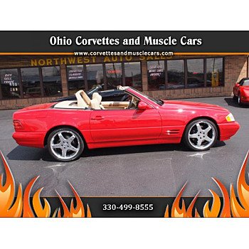 1999 Mercedes-Benz SL500 for sale 100982196