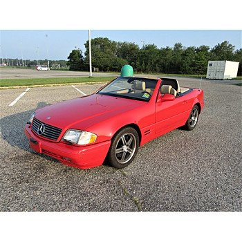 1999 Mercedes-Benz SL500 for sale 101044483