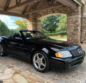 1999 Mercedes-Benz SL500 for sale 101364791