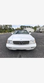 1999 Mercedes-Benz SL500 for sale 101126830
