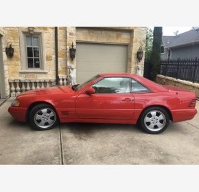 1999 Mercedes-Benz SL500 for sale 101128022