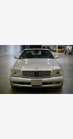 1999 Mercedes-Benz SL500 for sale 101176990