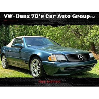 1999 Mercedes-Benz SL500 for sale 101200595