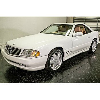 1999 Mercedes-Benz SL500 for sale 101214612