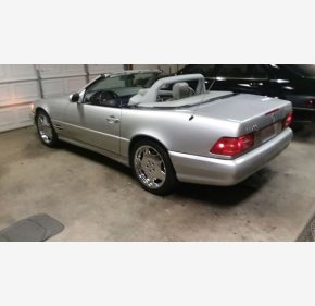 1999 Mercedes-Benz SL500 for sale 101277419