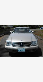 1999 Mercedes-Benz SL500 for sale 101342447
