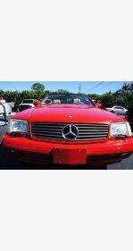1999 Mercedes-Benz SL500 for sale 101338666