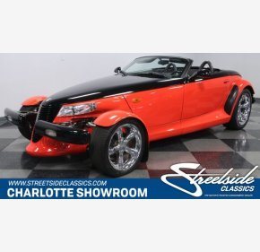 1999 Plymouth Prowler for sale 101267331