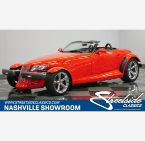 1999 Plymouth Prowler for sale 101331492