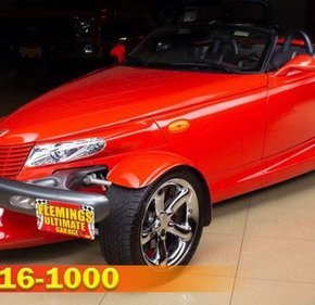 1999 Plymouth Prowler for sale 101343444