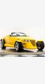 1999 Plymouth Prowler for sale 101350204