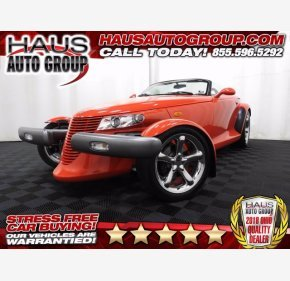 1999 Plymouth Prowler for sale 101367866