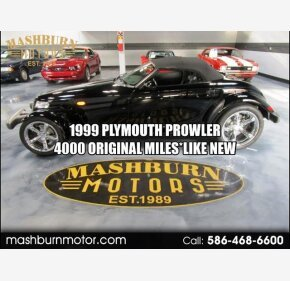 1999 Plymouth Prowler for sale 101375267