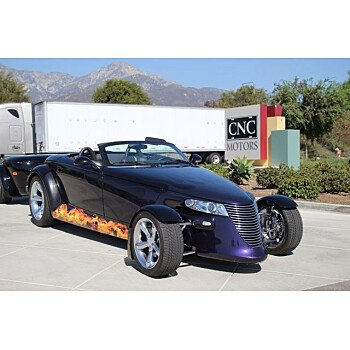 1999 Plymouth Prowler for sale 101395714
