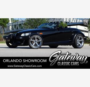 1999 Plymouth Prowler for sale 101463050