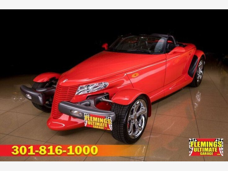 1999 Plymouth Prowler for sale 101494705