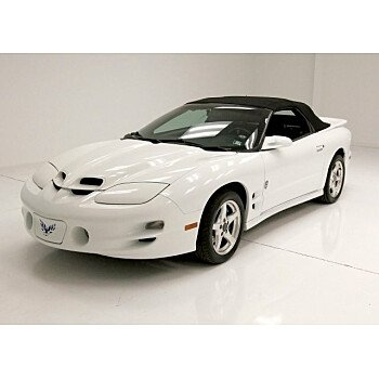 1999 Pontiac Firebird Trans Am Convertible for sale 101071349