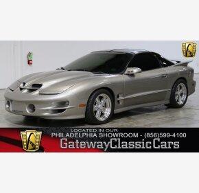 1999 Pontiac Firebird Coupe for sale 101060529