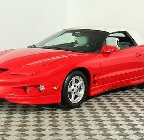 1999 Pontiac Firebird Convertible for sale 101084119