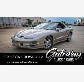 1999 Pontiac Firebird Coupe for sale 101225500