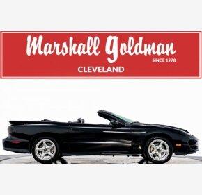 1999 Pontiac Firebird Trans Am Convertible for sale 101269211