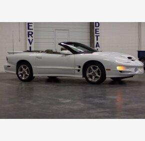 1999 Pontiac Firebird Trans Am for sale 101350431