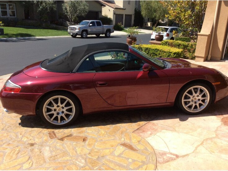 1999 Porsche 911 Cabriolet for sale 100766759
