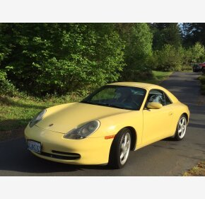 1999 Porsche 911 Cabriolet for sale 100768558