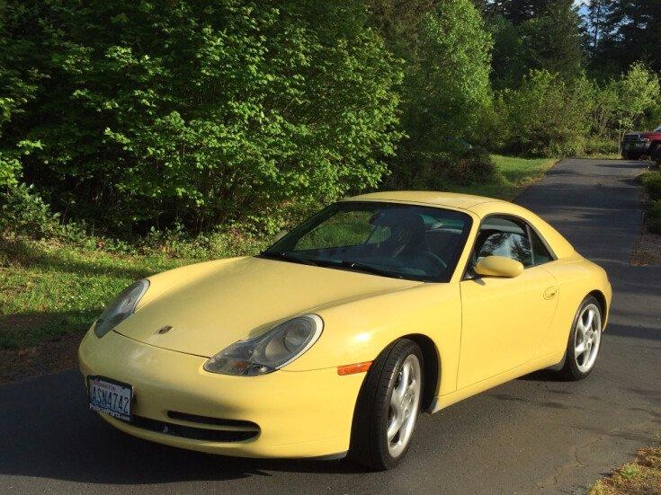 1999 Porsche 911 Cabriolet For Sale Near Camas Oregon 98607 Classics On Autotrader