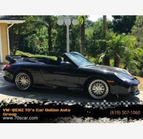 1999 Porsche 911 Cabriolet for sale 101187900