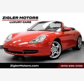 1999 Porsche 911 Cabriolet for sale 101257569