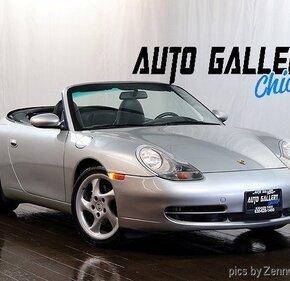 1999 Porsche 911 Cabriolet for sale 101281054