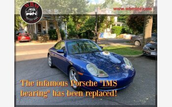1999 Porsche 911 Coupe for sale 101341807