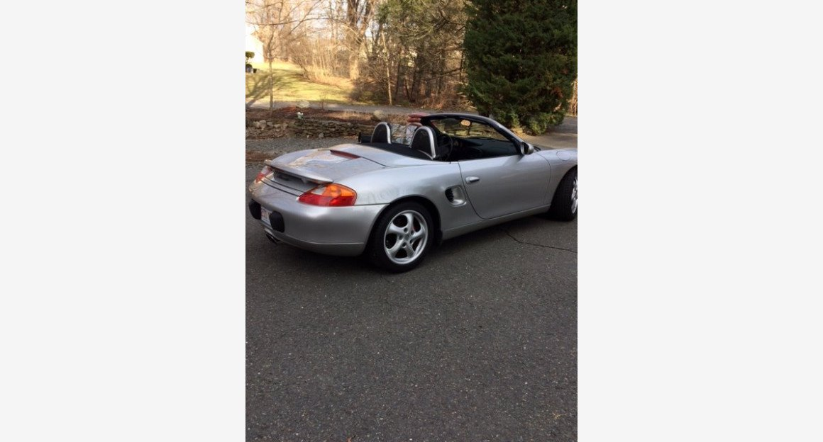 1999 Porsche Boxster for sale 100751308