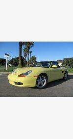1999 Porsche Boxster for sale 101220337