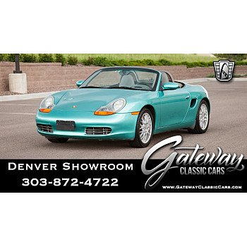 1999 Porsche Boxster for sale 101168712