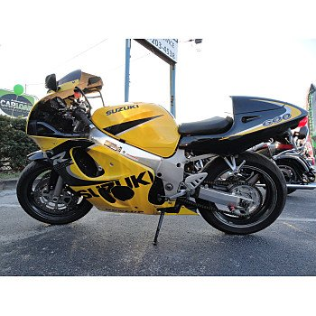 1999 Suzuki GSX-R600 for sale 200531961
