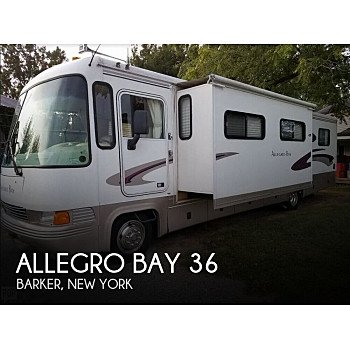 1999 Tiffin Allegro Bay for sale 300182184