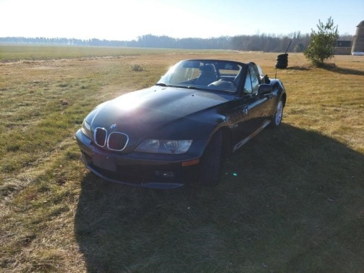 2000 BMW Z3 2.3 Roadster for sale 101488619