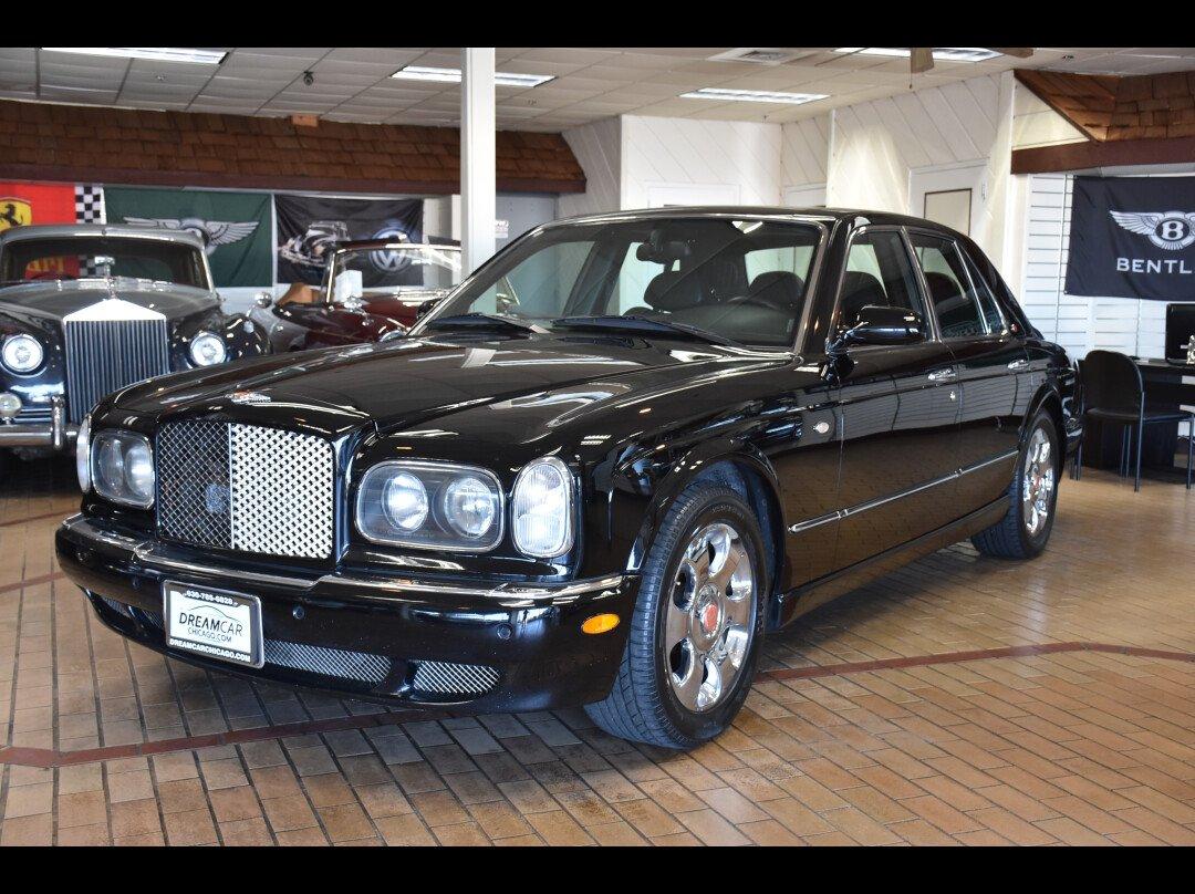 2000 Bentley Arnage Red Label