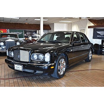 2000 Bentley Arnage Red Label for sale 101418911