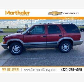 2000 Chevrolet Blazer for sale 101358327