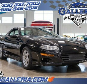 2000 Chevrolet Camaro Z28 Coupe for sale 101000776