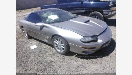 2000 Chevrolet Camaro Z28 Coupe for sale 101127882
